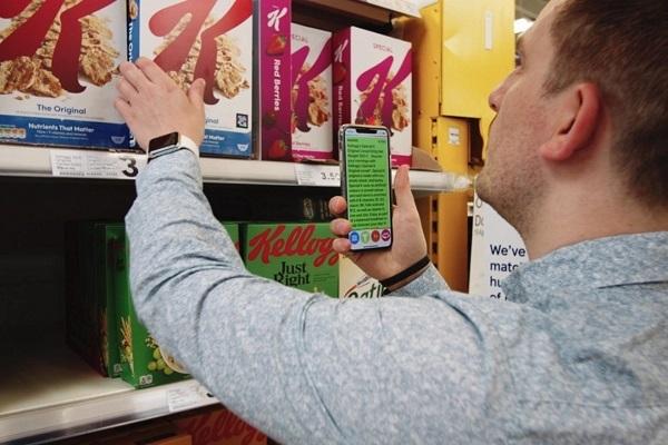 Kellogg integra nel packaging una tecnologia per non vedenti e ipovedenti