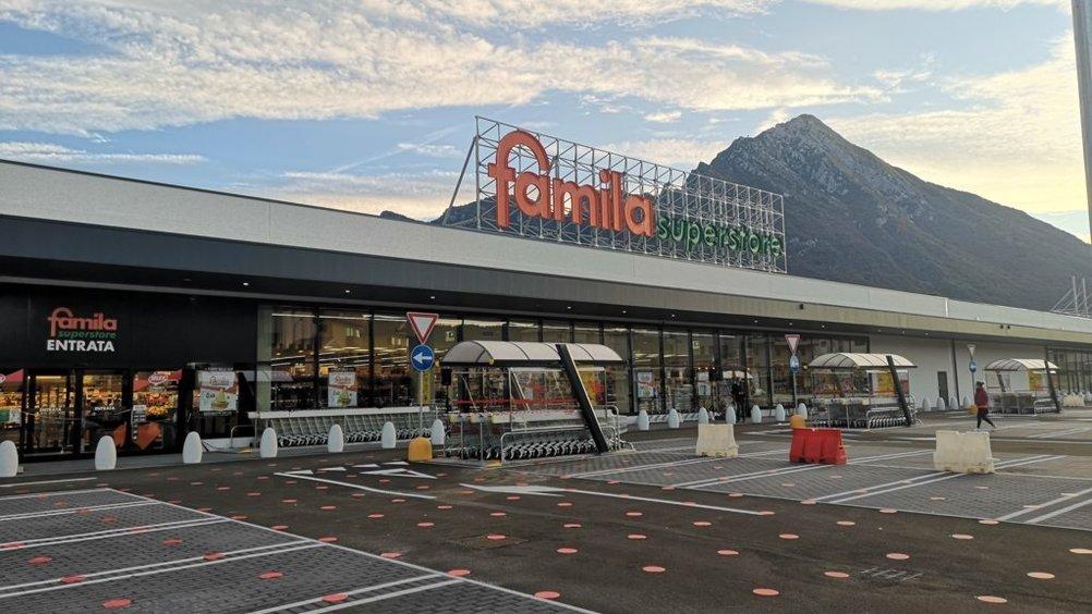 Gruppo Unicomm apre un nuovo Famila Superstore in Veneto