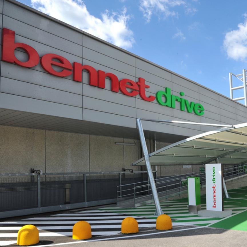 Gruppo Bennet prevede più di 40 drive entro il 2019