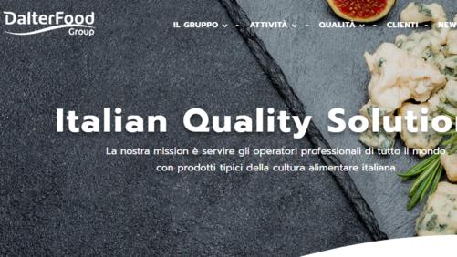 """DalterFood, il Parmigiano Reggiano """"Solo di Pezzata Rossa Italiana"""" certificato """"Prodotto di Montagna"""""""