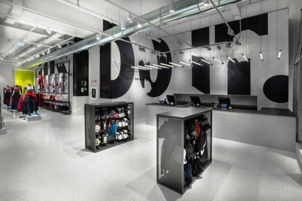 Nuovo Store Nike Torino aperto in collaborazione con Percassi