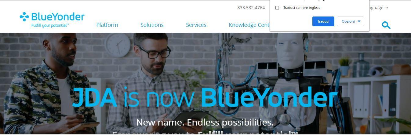 Metro realizza una supply chain wholesale con Blue Yonder