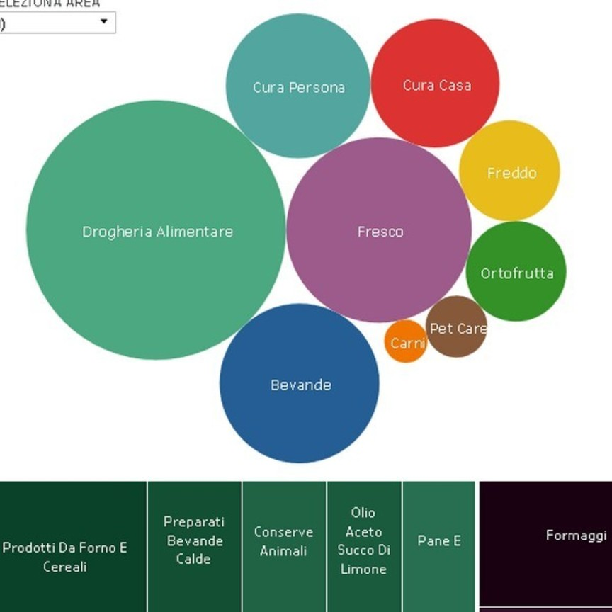 Coop mette in linea la prima mappa interattiva della Gdo