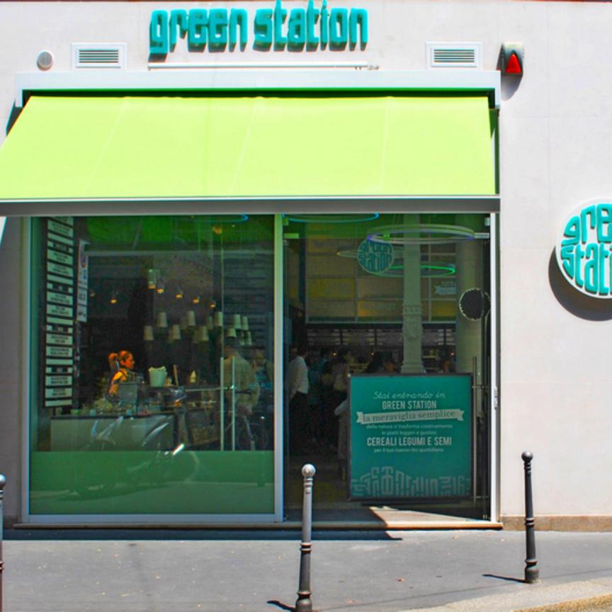 Pedon battezza la sua prima Green Station