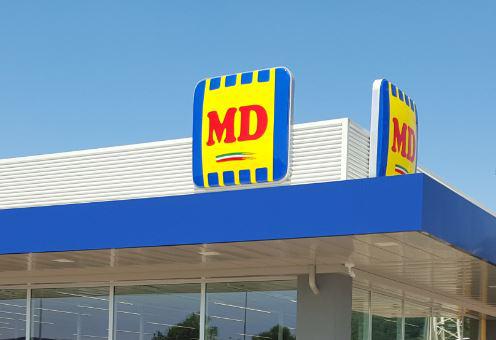 MD: fatturato a +15,95% nel primo semestre 2020