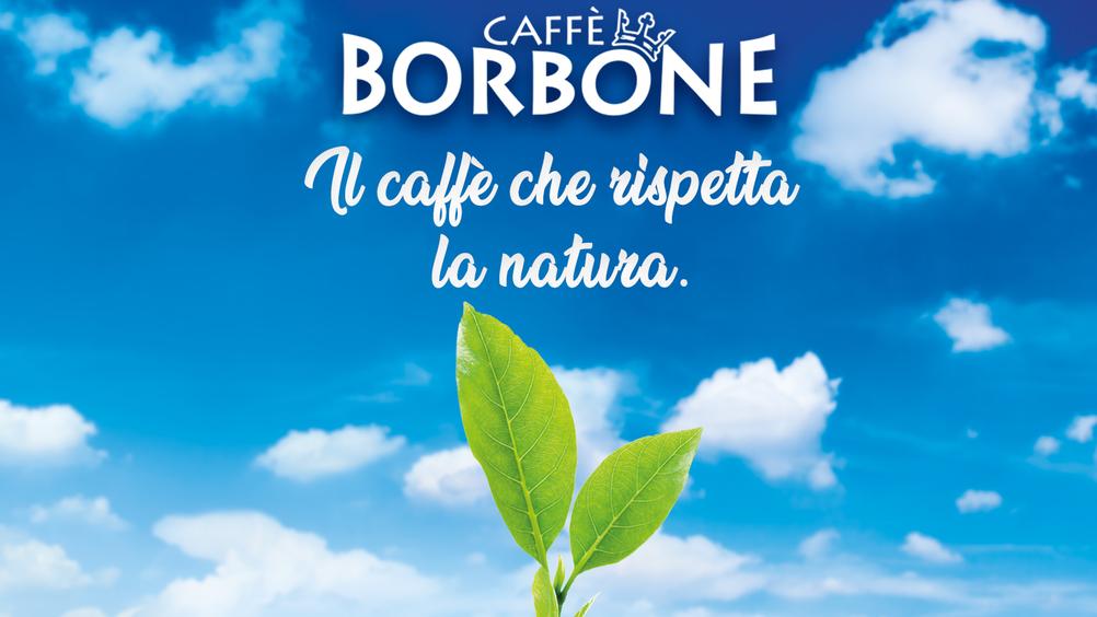 Caffè Borbone: punta sul connubio tra tradizione e sostenibilità