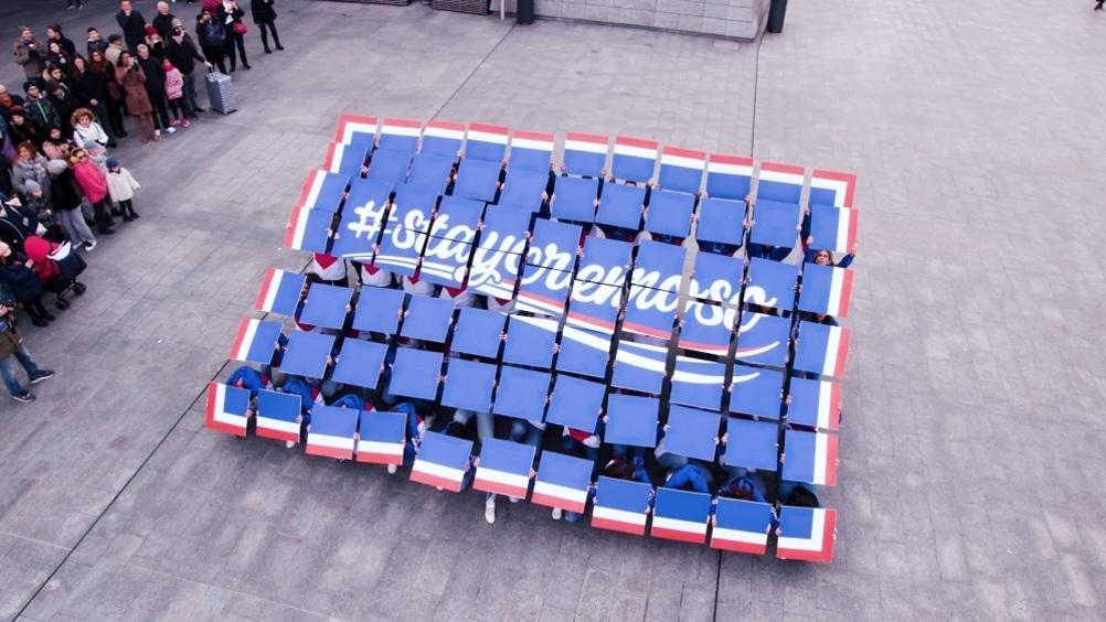 Philadelphia sceglie il blue monday per lanciare il movimento #staycremoso