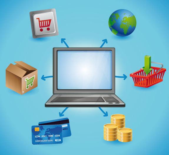 Andamento lento per l'export online