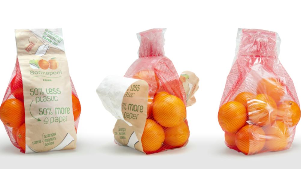 Sormapeel, l'imballaggio ultraleggero e perfettamente riciclabile di Sorma Group