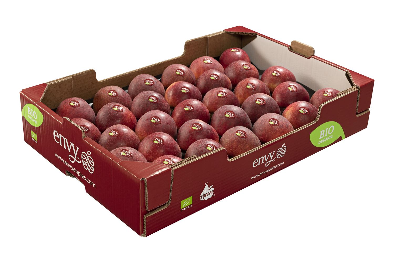 ENVY™ La Dolce: un anno di promozioni per la mela rossa dal cuore supersweet. In arrivo nuovi pack per il bio