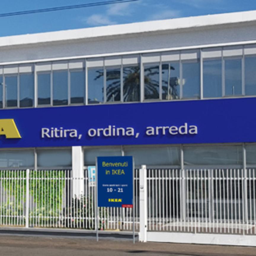 Ikea Aprirà A Cagliari Il Primo Pick Up Order Point Ditalia