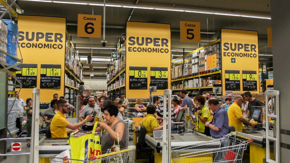Supeco: la barriera casse sottolinea la convenienza