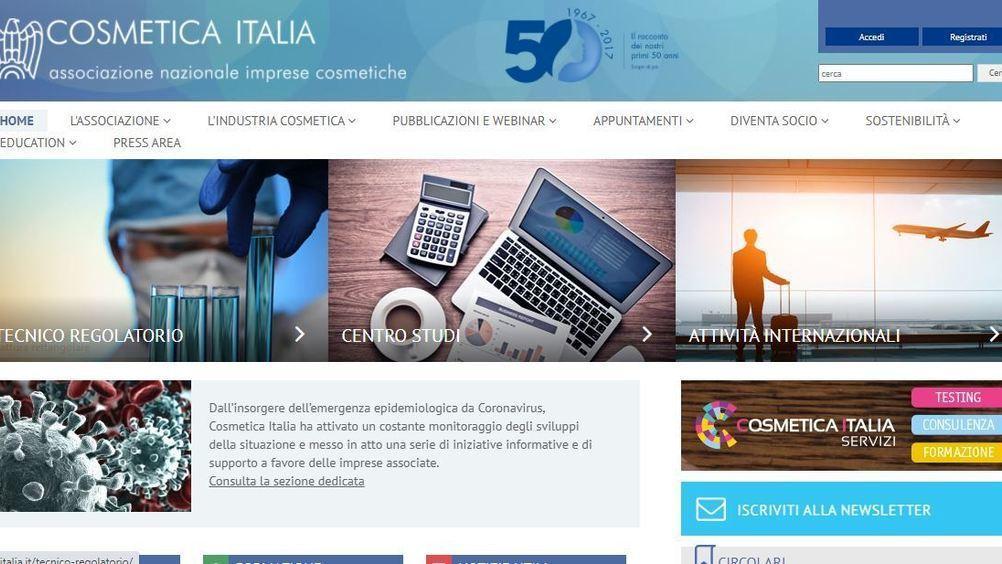 Cosmetica Italia: no all'interruzione di fabbricazione e vendita dei prodotti cosmetici e di igiene personale