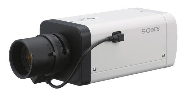 Sony propone nuove telecamere di rete ad alta sensibilità