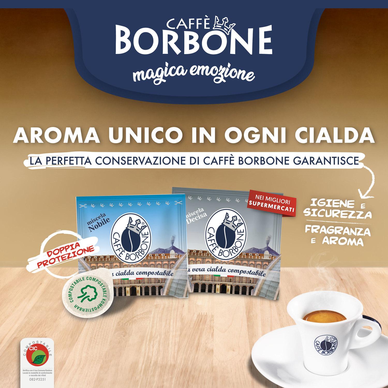 Caffè Borbone, innovazione e valori dell'espresso napoletano