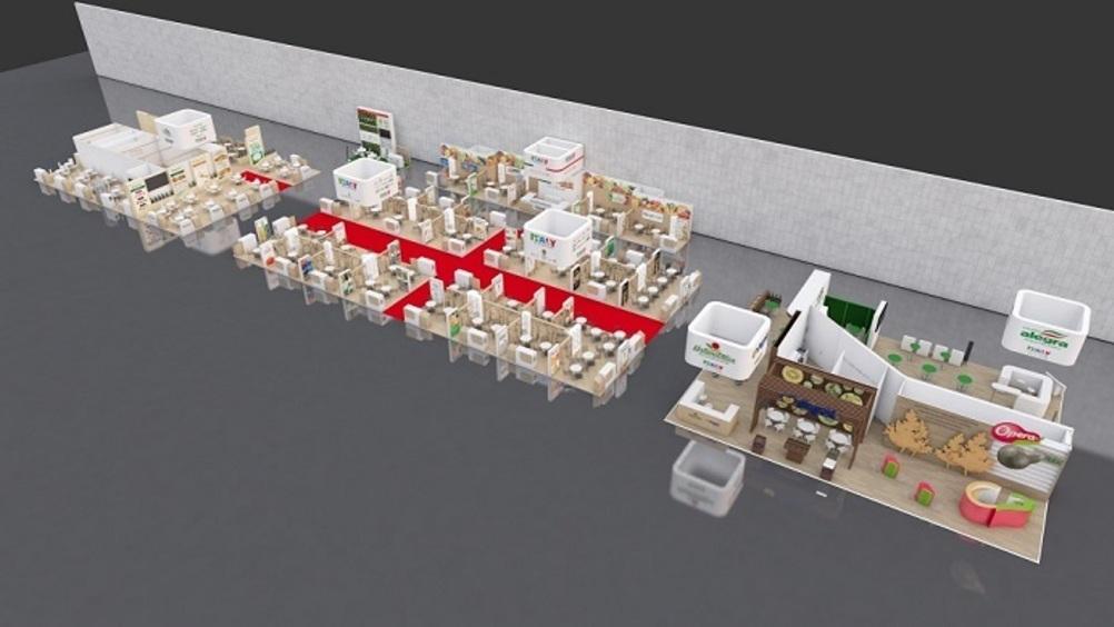 CSO: con oltre 50 aziende Italy si conferma la prima collettiva italiana a Fruit Logistica