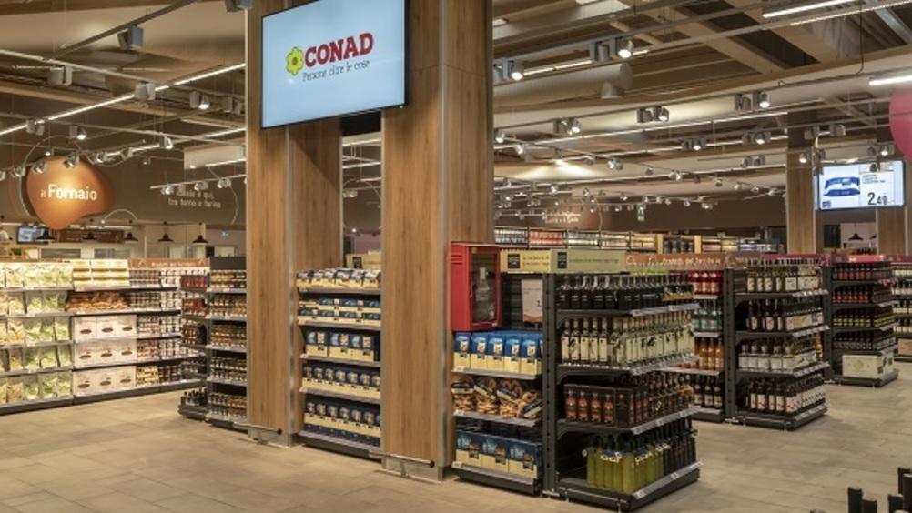 Spazio Conad inaugura nel Milanese