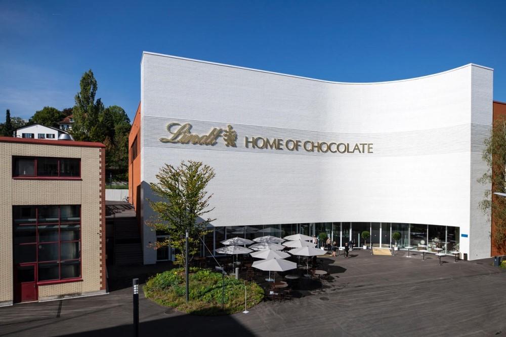 Inaugurata la Lindt home of chocolate a Zurigo