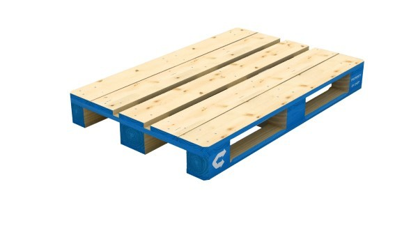 CHEP Italia offers the new European pallet B1208A